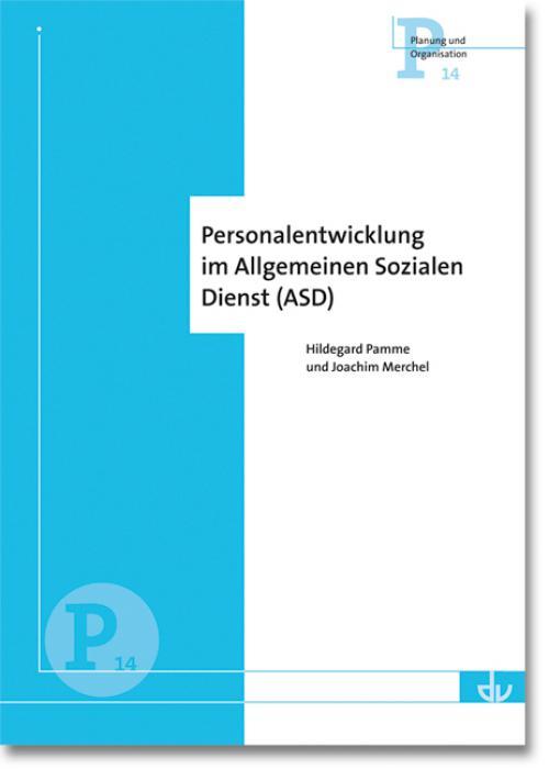 Personalentwicklung im Allgemeinen Sozialen Dienst cover