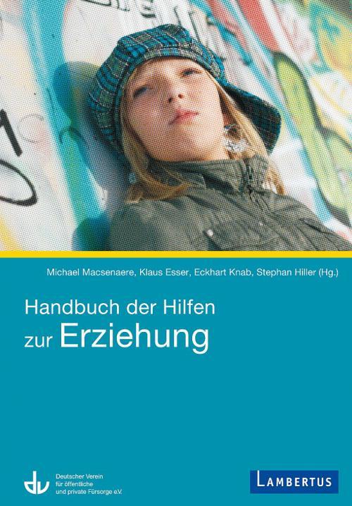 Handbuch der Hilfen zur Erziehung cover