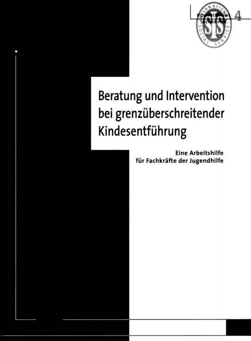 Beratung und Intervention bei grenzüberschreitender Kindesentführung cover
