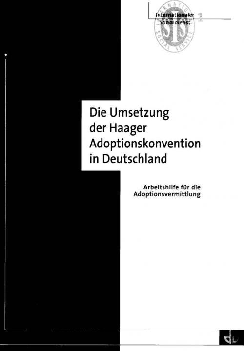 Die Umsetzung der Haager Adoptionskonvention in Deutschland cover