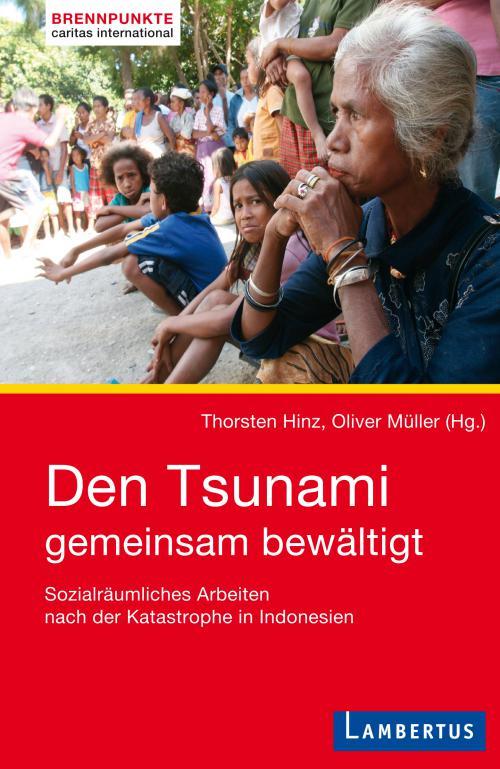 Den Tsunami gemeinsam bewältigt cover