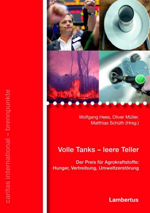 Volle Tanks - leere Teller cover
