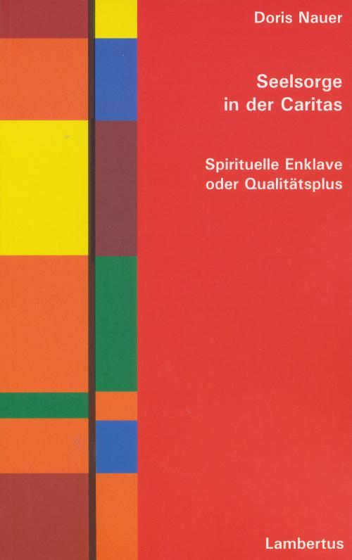 Seelsorge in der Caritas cover
