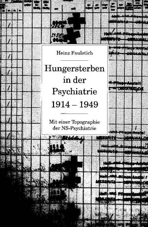 Hungersterben in der Psychiatrie 1914-1949 cover
