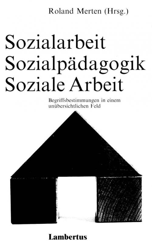 Sozialarbeit - Sozialpädagogik - Soziale Arbeit cover