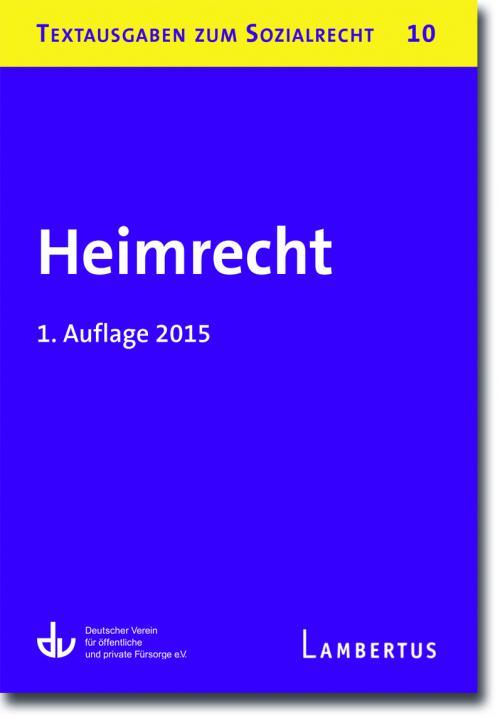 Heimrecht cover
