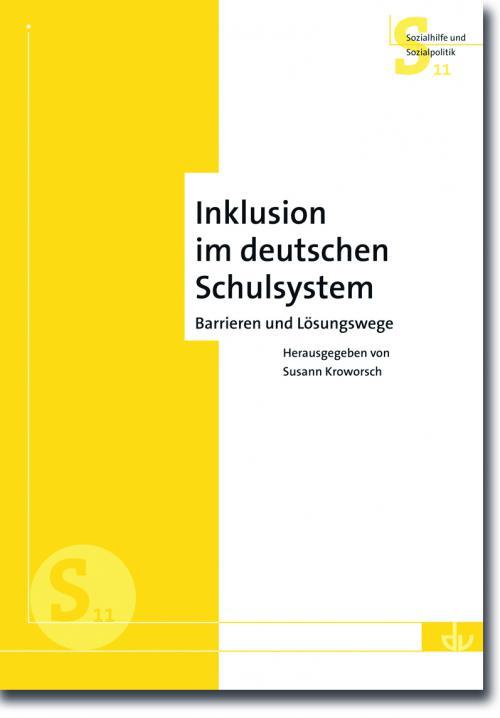 Inklusion im deutschen Schulsystem cover