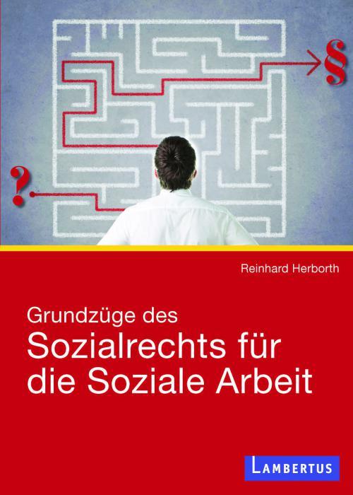 Grundzüge des Sozialrechts für die Soziale Arbeit cover