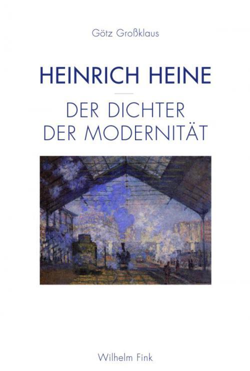 Heinrich Heine - Der Dichter der Modernität cover