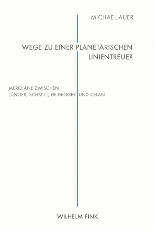 Wege zu einer planetarischen Linientreue? cover