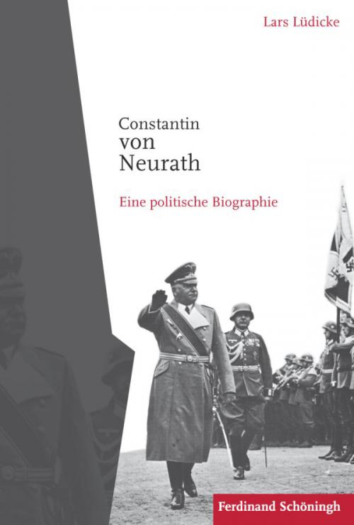 Constantin von Neurath cover