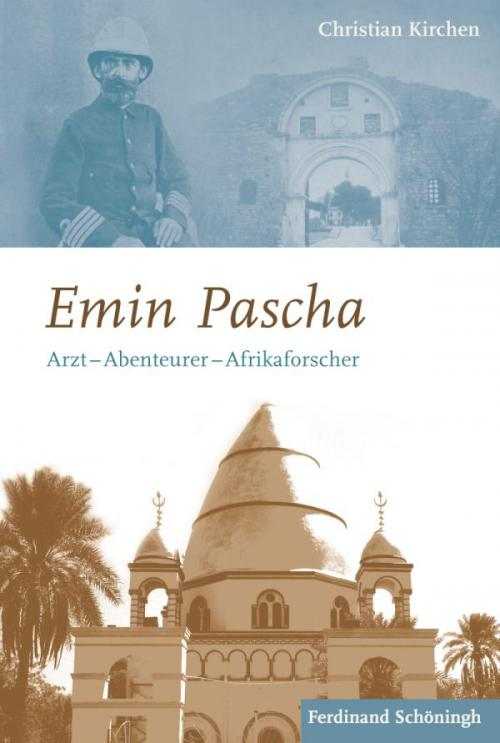 Emin Pascha cover