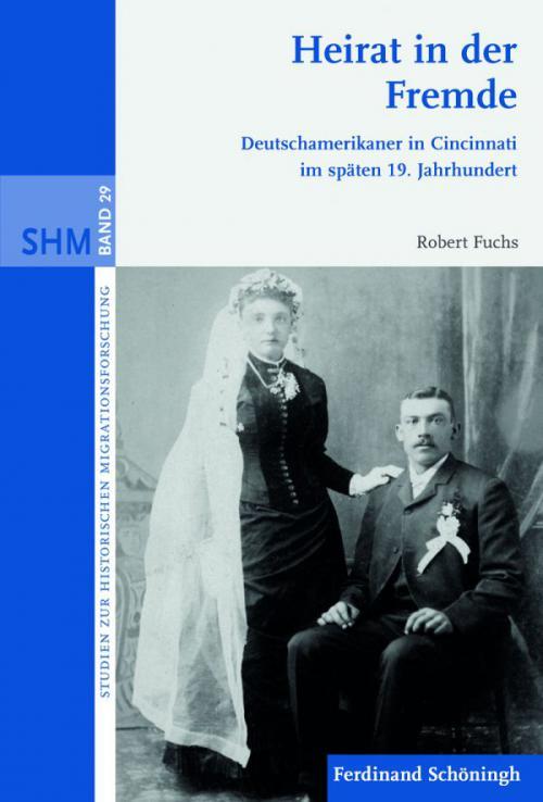 Heirat in der Fremde cover