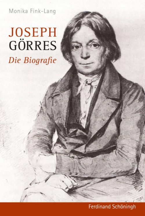 Joseph Görres cover