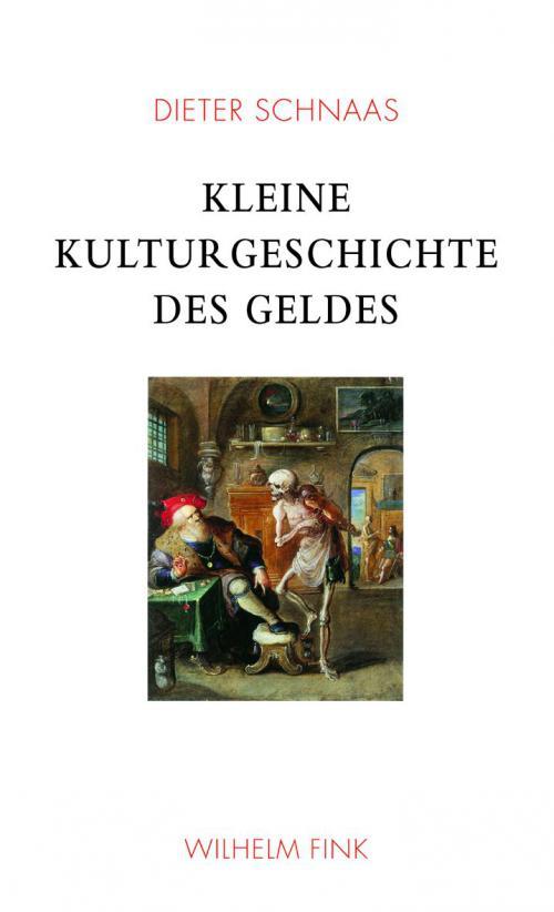 Kleine Kulturgeschichte des Geldes cover