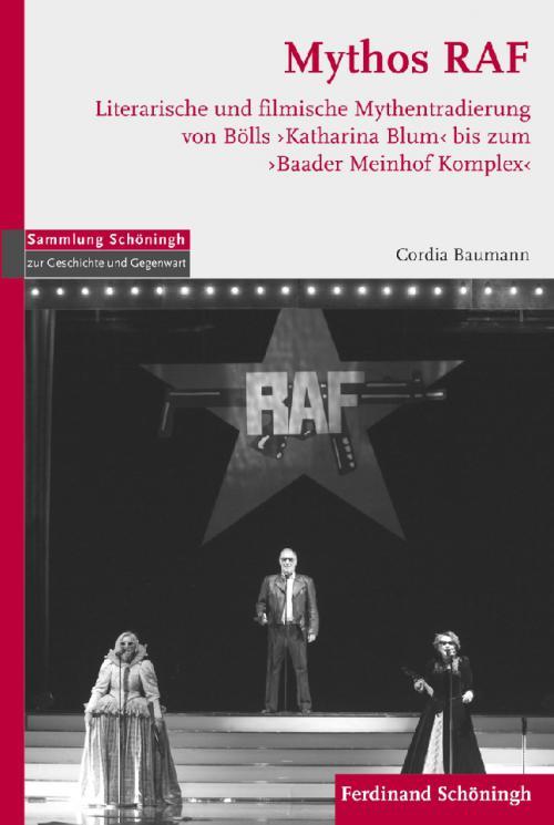 Mythos RAF cover