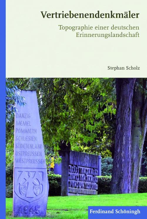Vertriebenendenkmäler cover