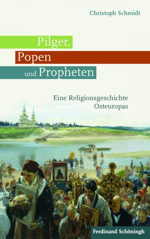 Pilger, Popen und Propheten cover