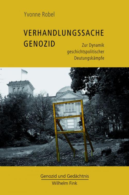 Verhandlungssache Genozid cover