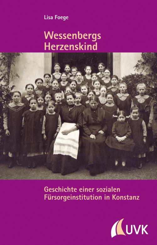 Wessenbergs Herzenskind cover