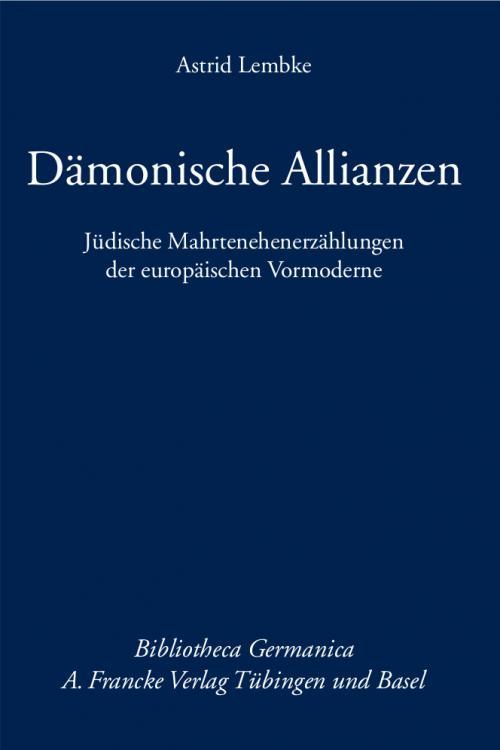 Dämonische Allianzen cover