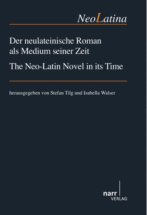 Der neulateinische Roman als Medium seiner Zeit cover