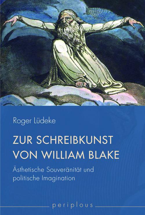 Zur Schreibkunst von William Blake cover