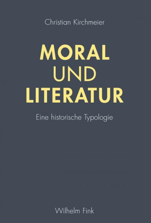 Moral und Literatur cover