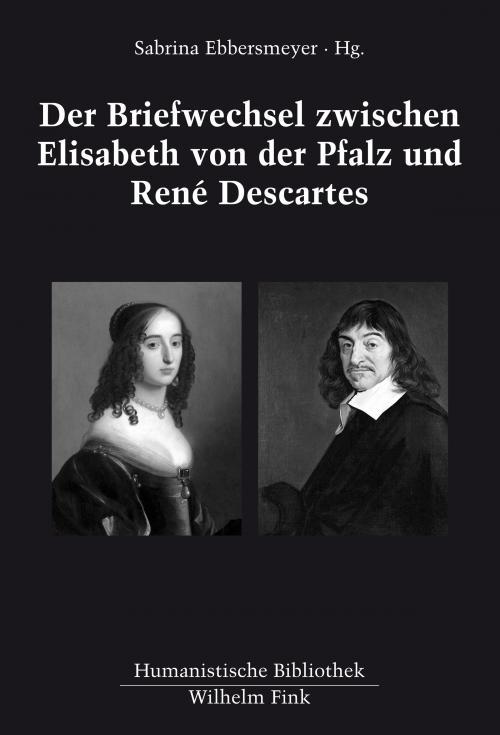 Der Briefwechsel zwischen Elisabeth von der Pfalz und René Descartes cover