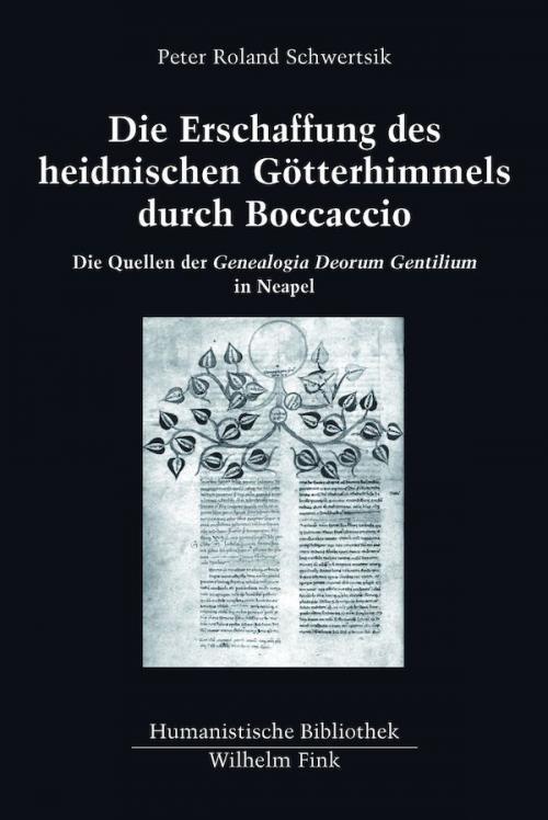 Die Erschaffung des heidnischen Götterhimmels durch Boccaccio cover