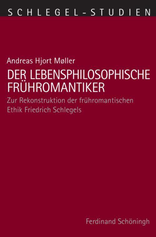 Der lebensphilosophische Frühromantiker cover