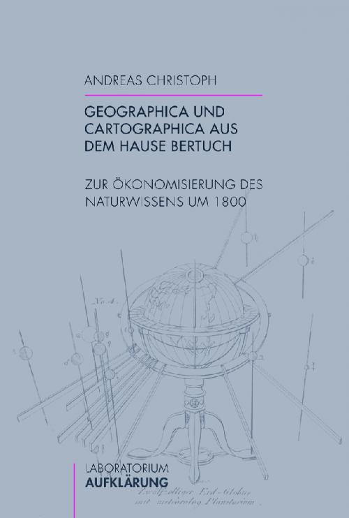 Geographica und Cartographica aus dem Hause Bertuch cover