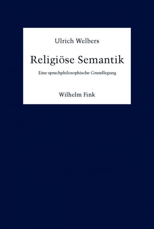 Religiöse Semantik cover