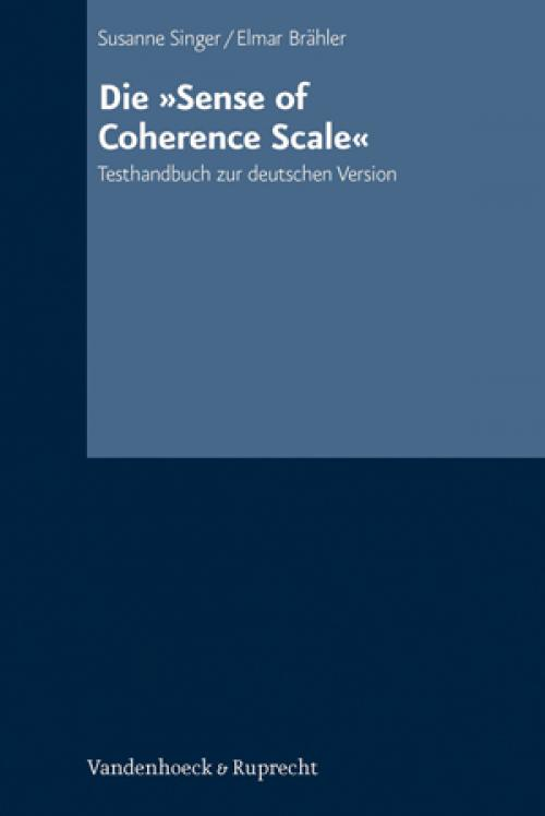 Die »Sense of Coherence Scale« cover