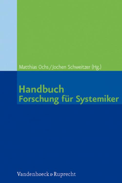 Handbuch Forschung für Systemiker cover
