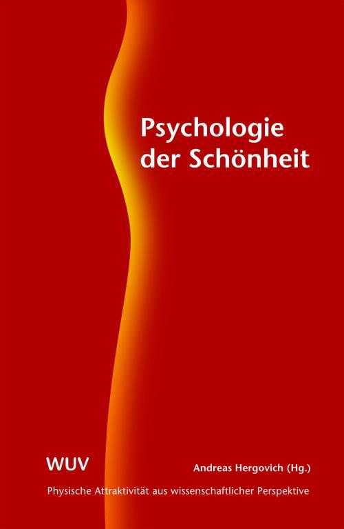 Psychologie der Schönheit cover