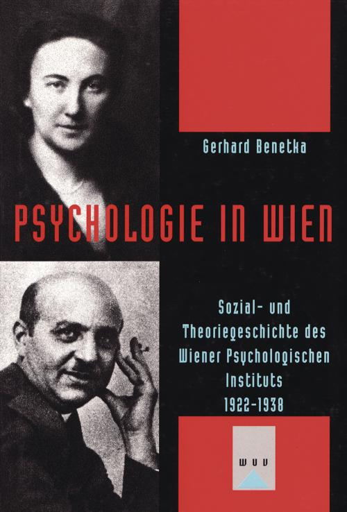 Psychologie in Wien cover