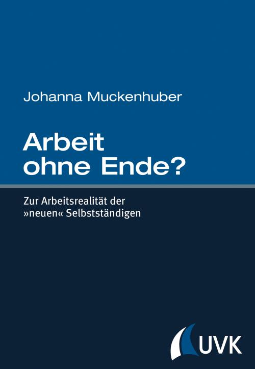 Arbeit ohne Ende? cover