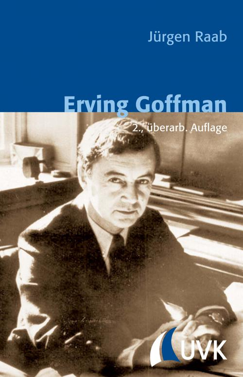 Erving Goffman cover