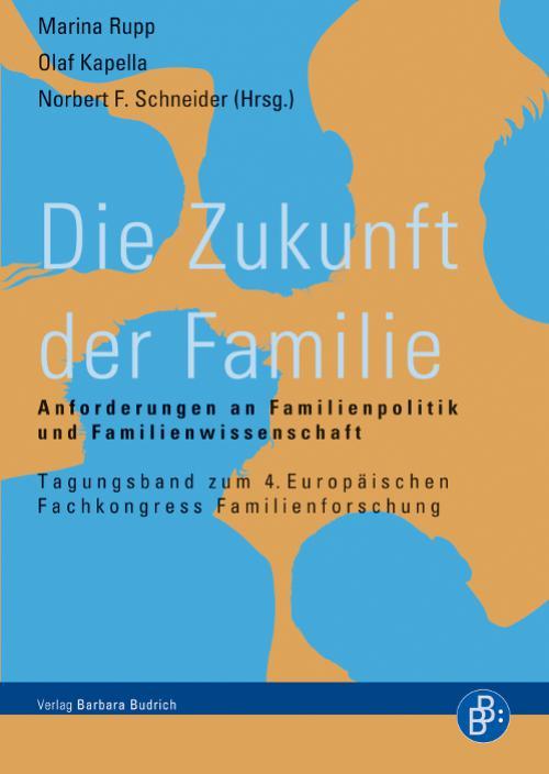 Die Zukunft der Familie cover