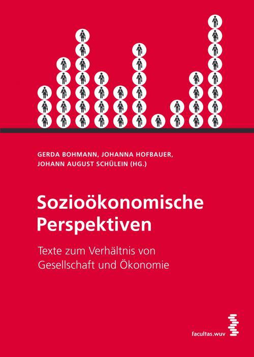 Sozioökonomische Perspektiven cover