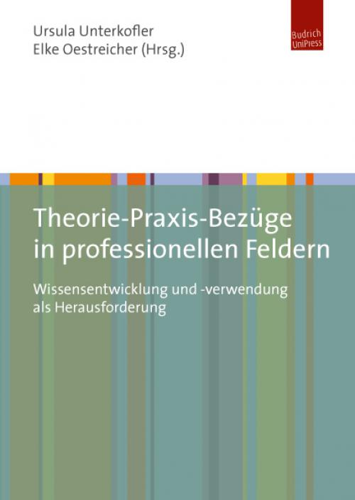 Wissensentwicklung in Professionen cover