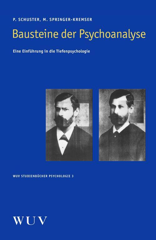 Bausteine der Psychoanalyse cover