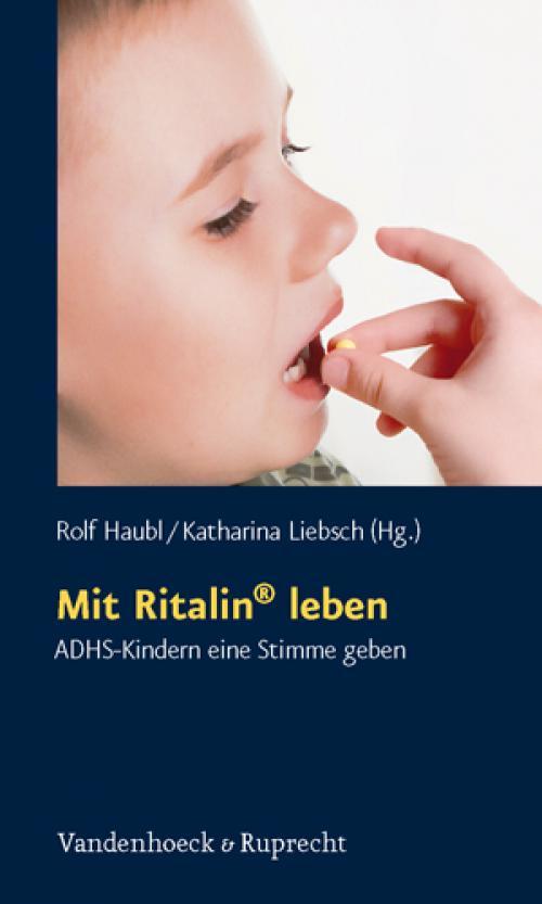 Mit Ritalin® leben cover
