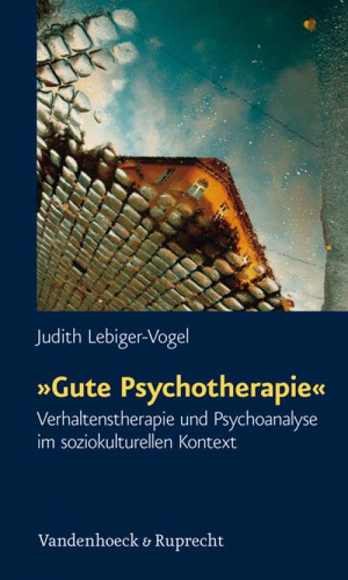 »Gute Psychotherapie« cover