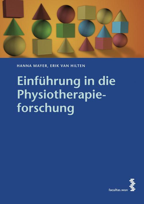 Einführung in die Physiotherapieforschung cover