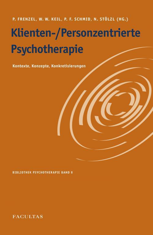 Klienten-/ Personenzentrierte Psychotherapie cover