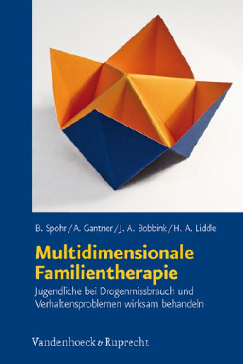 Multidimensionale Familientherapie cover