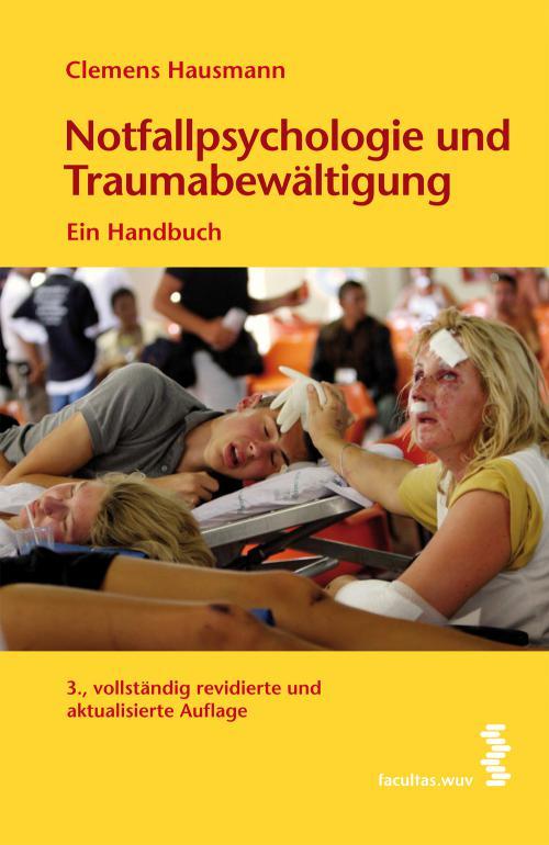 Notfallpsychologie und Traumabewältigung cover