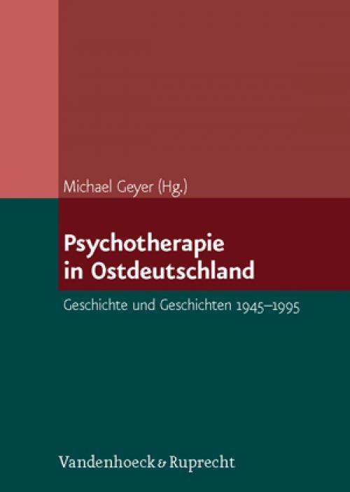 Psychotherapie in Ostdeutschland cover